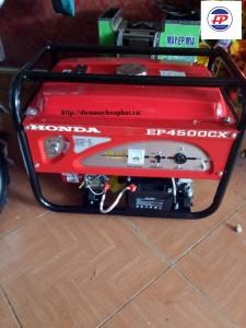 Máy phát điện Honda EP4500CX Đề Nổ