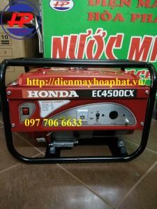 Máy phát điện Honda EC4500CX Giật Nổ