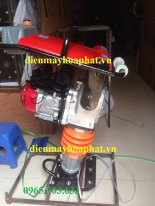 Máy đầm cóc NTK72 -Honda GX160 TQ