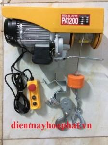 Tời điện Mini PA 1200