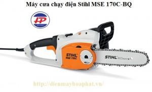 Máy cưa chạy điện Stihl MSE 170C-BQ