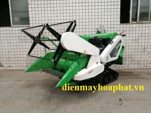 Máy gặt lúa mini liên hợp KAMAST 4LZ-0.6 AB