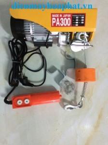 Tời điện Mini PA 300