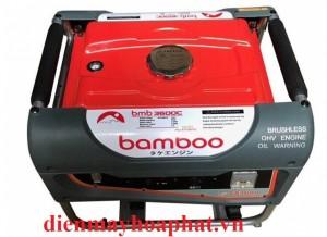 Máy phát điện Bamboo 3600C giật nổ