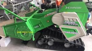 Máy gặt lúa liên hợp Mini SR4LZ-0.9L