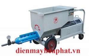 Máy bơm vữa lưu lượng lớn JRD 400