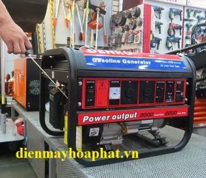 Máy phát điện xăng 2kw DENKO_DG2800
