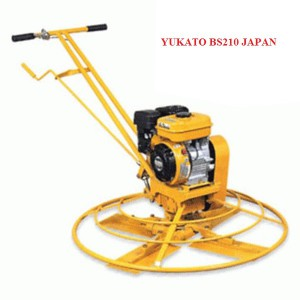 Máy xoa nền bê tông Yukato BS210