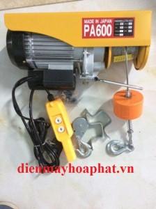 Tời điện mini PA 600