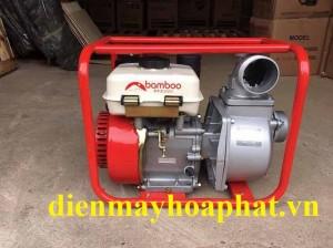 Máy bơm nước diesel Bamboo XB20XTD (6.5HP)