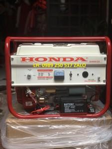 Máy phát điện Honda SH4500CX đề nổ