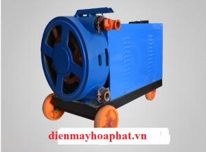 Máy bơm vữa ép ống HJB-5