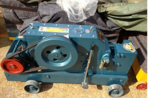 Máy cắt sắt ký hiệu GQ50(4KW- 380V)