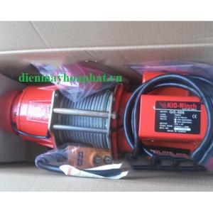 Tời điện KIO WINCH GG-500