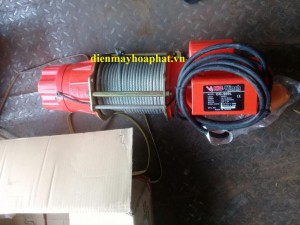 Tời điện Kio Winch GG-500L 500kg