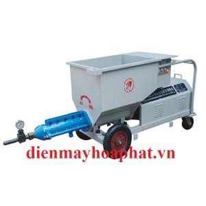 Máy bơm vữa JRD 200 động cơ 4kw
