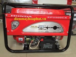 Máy phát điện Honda EP2500CX đề nổ
