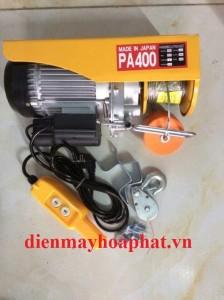 Tời điện Mini PA 400
