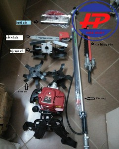 Máy cắt tỉa đa năng Honda GX35 Thailan