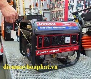 Máy phát điện xăng 1kw DENKO_DG1500