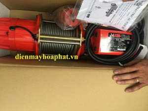 Tời điện Kio Winch GG-300L