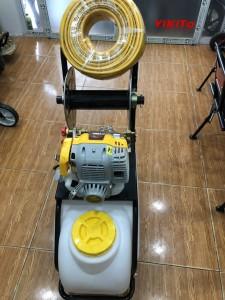 Máy phun thuốc xe đẩy Yikito Nhật Bản GX35
