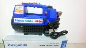 Máy rửa xe gia đình Huspanda HP 60, dây đồng 100%