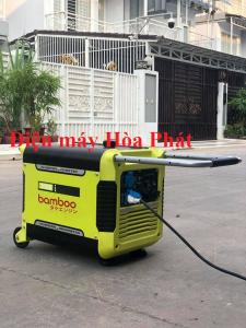Máy phát điện Bamboo BmB EU3000i (2.5KW)