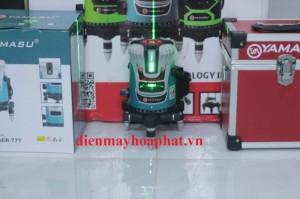 Máy cân bằng laser Yamasu 5 tia xanh 777
