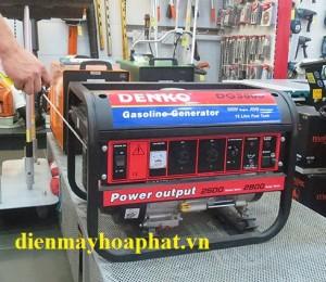 Máy phát điện 2.5kw DENKO DG3800